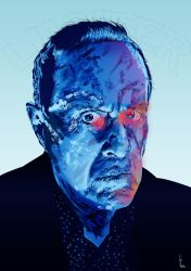 Kenneth Anger by artwarriors