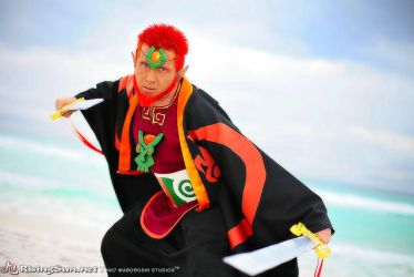 Ganondorf - Wind Waker by negativedreamer