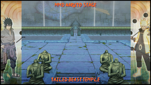 [MMD NARUTO] - Tailed Beast Temple STAGE DL!! by blackSoul1890