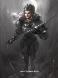 Sirris of the Sunless Realms by mad-jojo