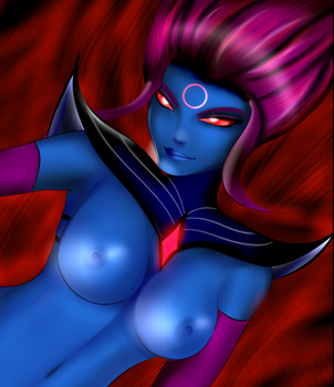 Evelynn Naked Patreon Sample by Xanas111