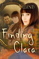 Finding Clara - Book Cover by SBibb