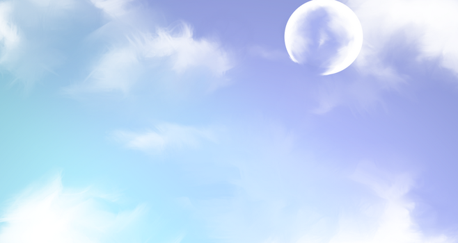 The Sky by CameronWasTaken
