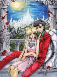Seiya x Usagi by ann4rt