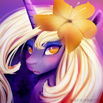 Blooming by marshmerry