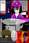 Five nigths at freddy's Comic pagina 6 by audrevil