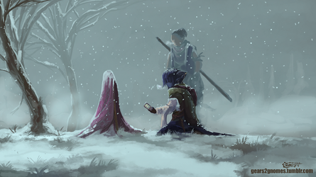 Critical Role - Farewell by knight-mj