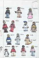 LEGO Hetalia Page 2 by acklaygohome