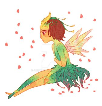 Fairy Child by JuliaLost