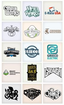 Logos Collection2 by montgomeryq