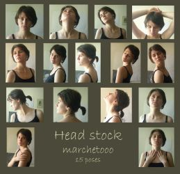 Head stock by marchetooo