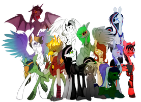 Even.. more people.. are crazy... by Pokeskygirl