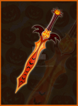 [Close] Adoptable Weapon Auction 33 by Kolmoys