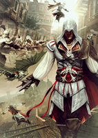Assassin's Creed II poster by PhoenixalThor
