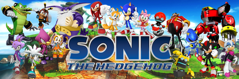 Sonic the Hedgehog Tag by Spartan-640