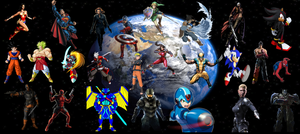 Request: The Guardians of Freedom 2.0 by WOLFBLADE111