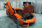 customized Aventador by JoshuaCordova