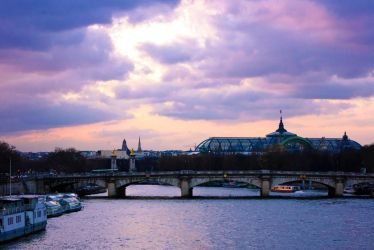 Paris by Thanater