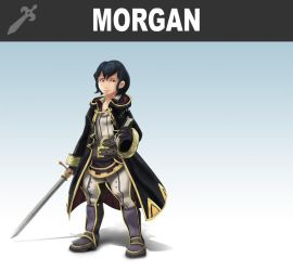 Morgan Evens the Odds! by locomotive111