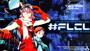 Toonami: FLCL 10-26-13 by JPReckless2444