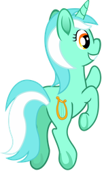 Vector Lyra Heartstrings03 by Malte279