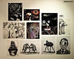 Exhibition by MorXn