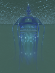Unamed Jellyfish Building by feigned-existence
