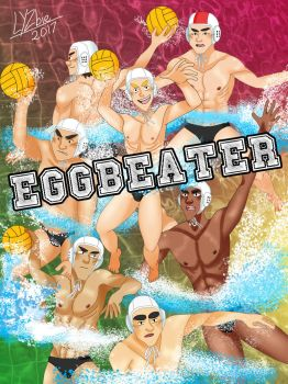 [Eggbeater]Poster by LYZbie
