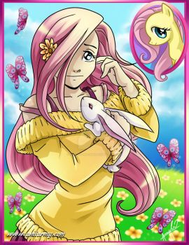 Flutter Shy My Little Pony