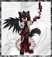 .:One Winged Devil of Blades:. by Shanella