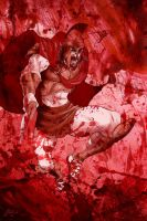 Bloody odissey by fercasaus