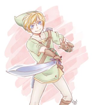 Link by Rolycul