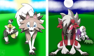 4 Version Exclusive Pokemon