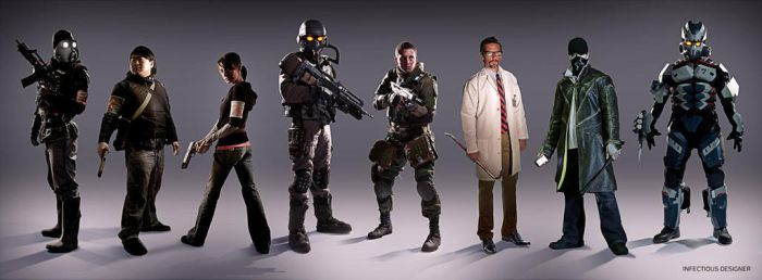 Infectious Designer - Character Costumes by infectiousdesigner