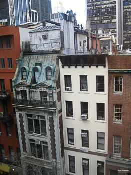 View from MoMA by ClareDickerson