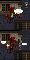 Luigi in Corpse Party by Toad900