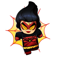 Commission - Jessica Drew by hostage-fiver