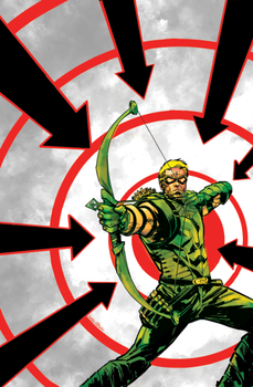 Green Arrow #35 by thisismyboomstick