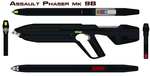 Assault Phaser mk 9B by bagera3005