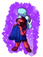 We Are Gonna Stay Like This Forever by Sigma-the-Enigma