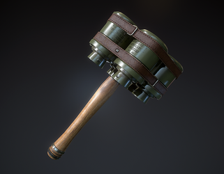 Anti-Tank Grenade by Drumdorf