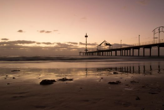 After The Sun Sets #1 - Long Exposure by DylserX