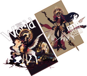 [closed] stygian guest - the world by Sacchim