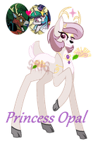 Princess Opal by SuperRosey16