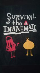 Survival Of The Inanimate :cover: by xXSilvrTheShipprXx