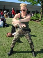 Anime North 2013 - Guile by CallMeMrA