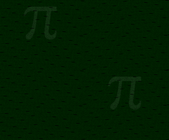 Hexadecimal Pi Wallpaper by vidthekid