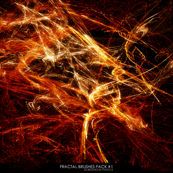 Fractal Brushes Pack 1 by PaTio13