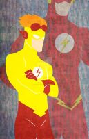 Kid Flash, Today is the Day by yurixmeister