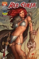 Red Sonja She Devil by ToolKitten